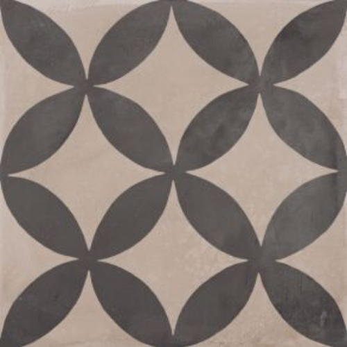 Polaris patterned victorian style tiles for walls and floors