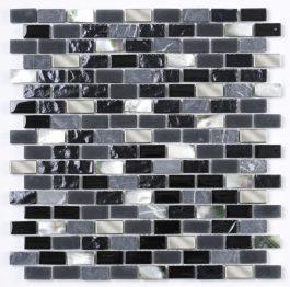 Pearl Brickmix Black