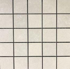 Eco Concrete Bianco Mosaic