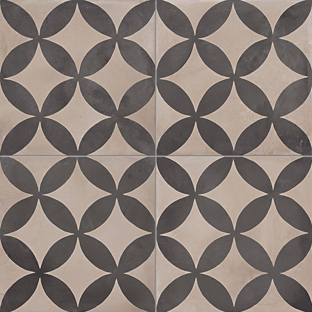 Polaris patterned Tiles