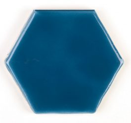Art Deco Hexagon Atlantic