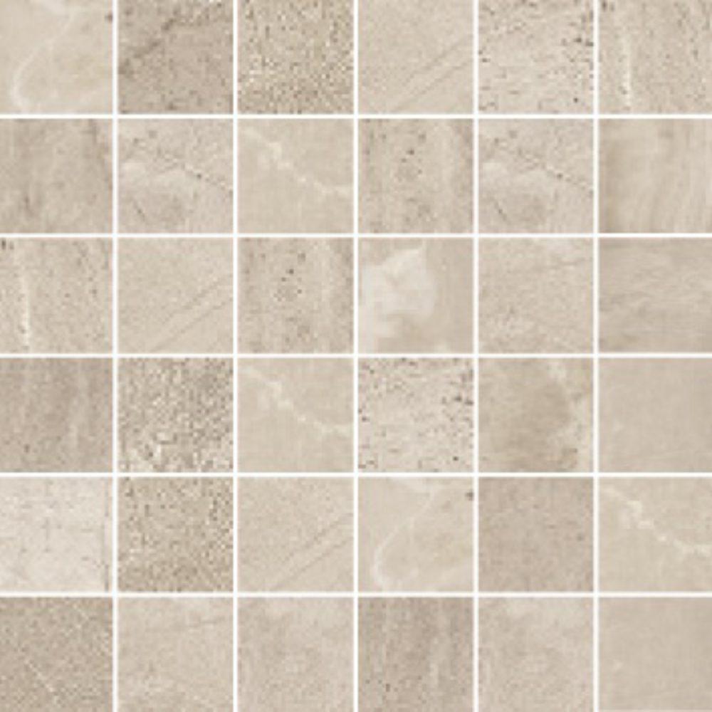 Blast Taupe Mosaic Tiles