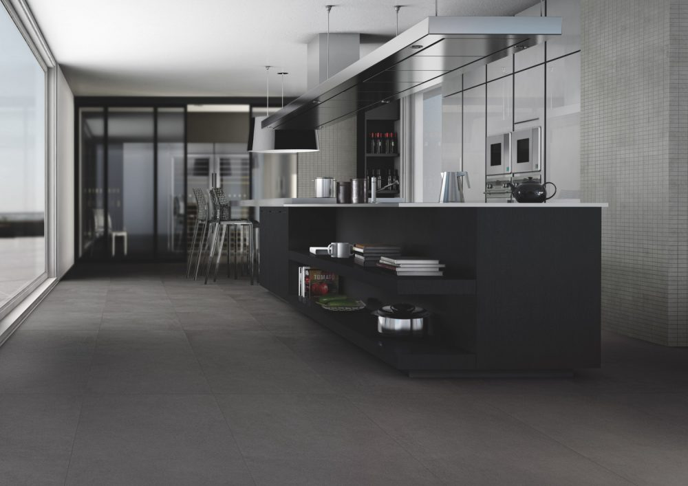 cemento large square grey floor tiles