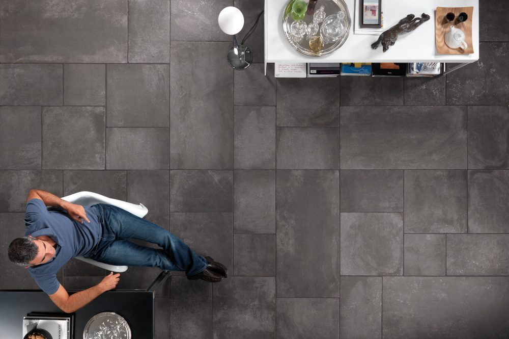 Chateaux Grey Wall & Floor Tiles