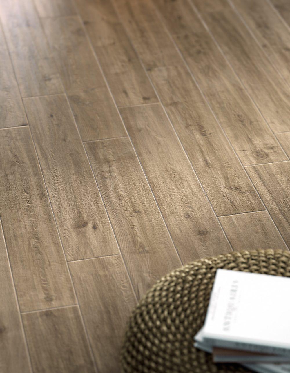 oak effect porcelain tiles
