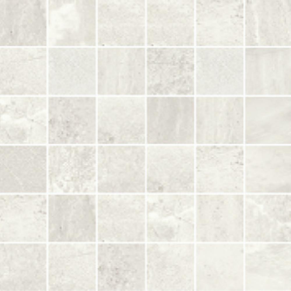 Blast Bianco Mosaic Tiles - white mosaic tiles