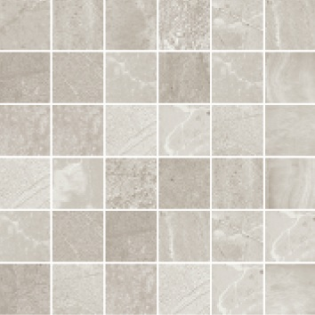 Blast Grigio Mosaic Tiles