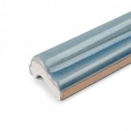 moldura ocean - light blue tile border