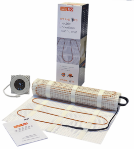 Warmtoes 1.5m² Heating mat 160 watt