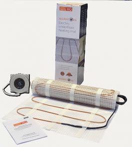 Warmtoes 2.5m² Heating mat 160 watt