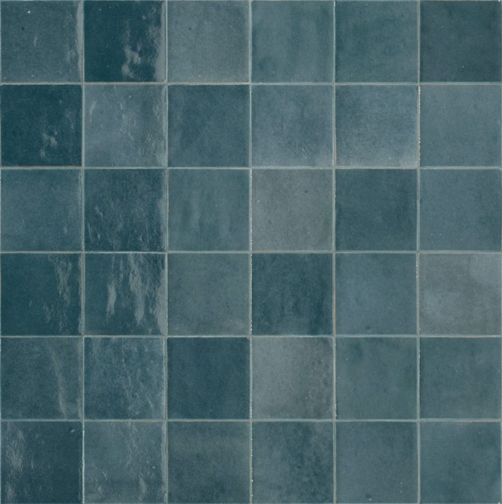 Zellige Petrolio Wall Tiles