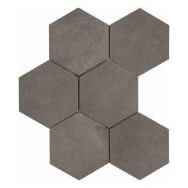 Rewind Peltro Hexagon