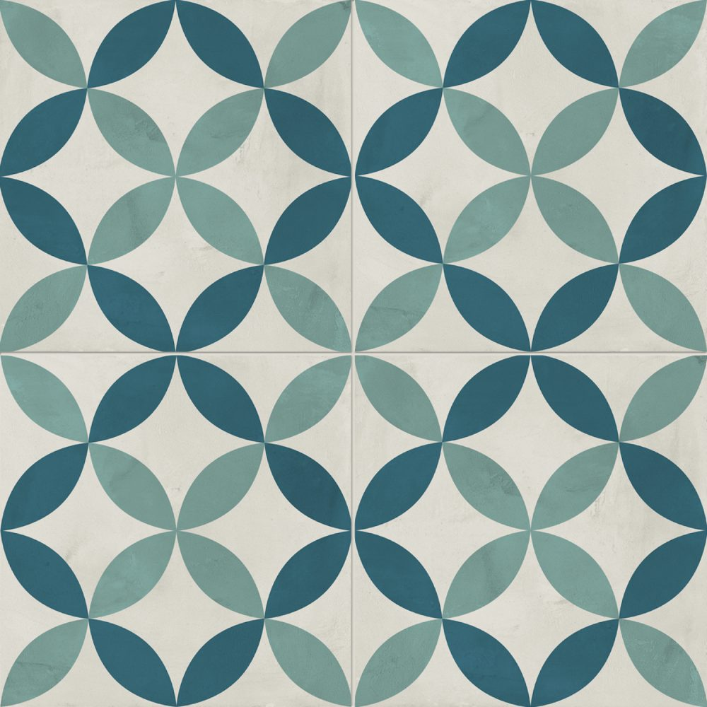 Moons Thebe Patterned Tile