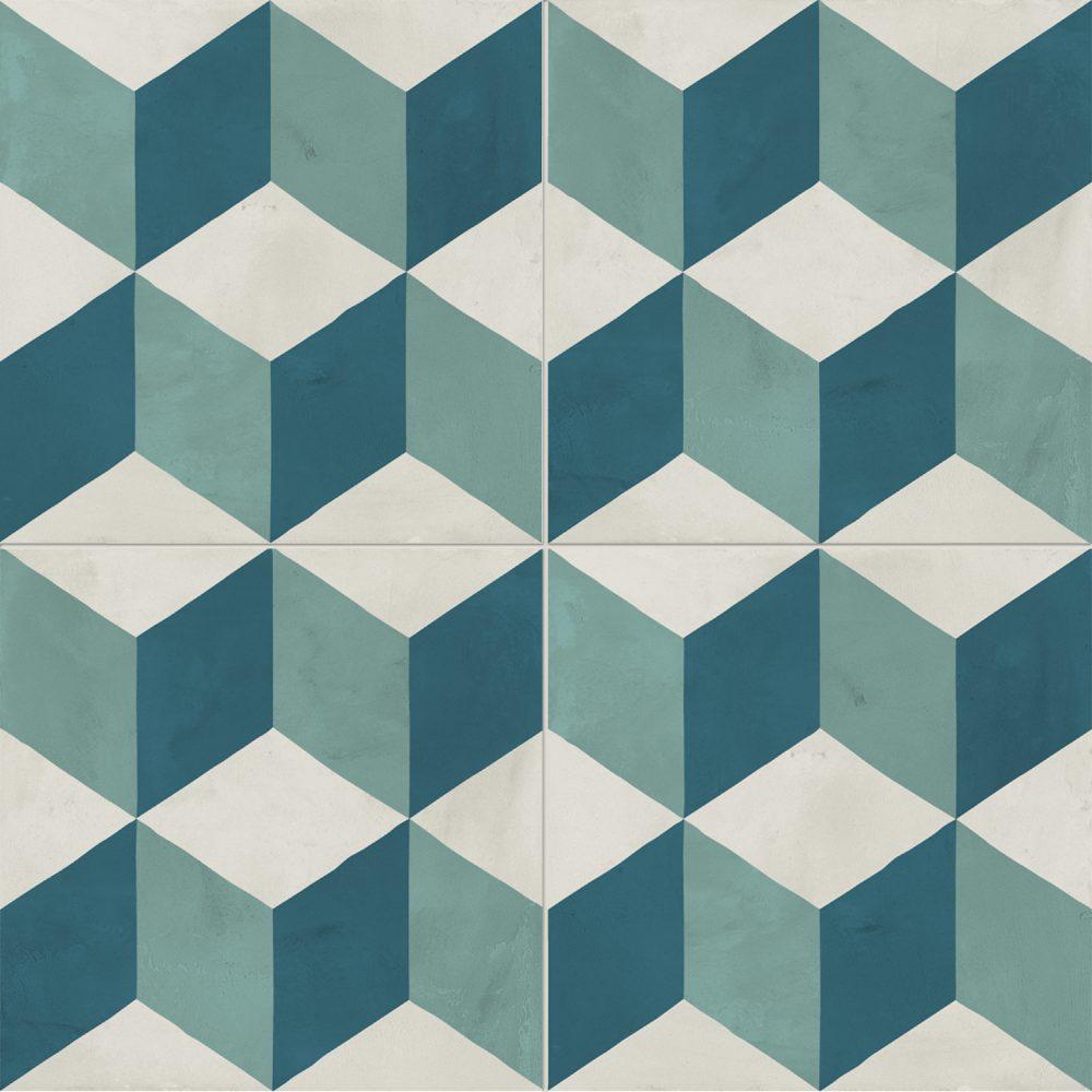 Moons Elara Patterned Tile
