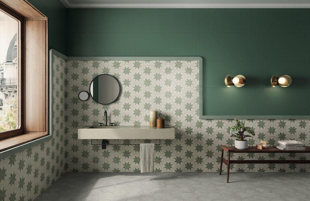 irregular shaped tiles