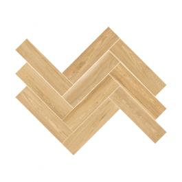 Herringbone Wood Beige