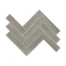 Herringbone Wood Grey