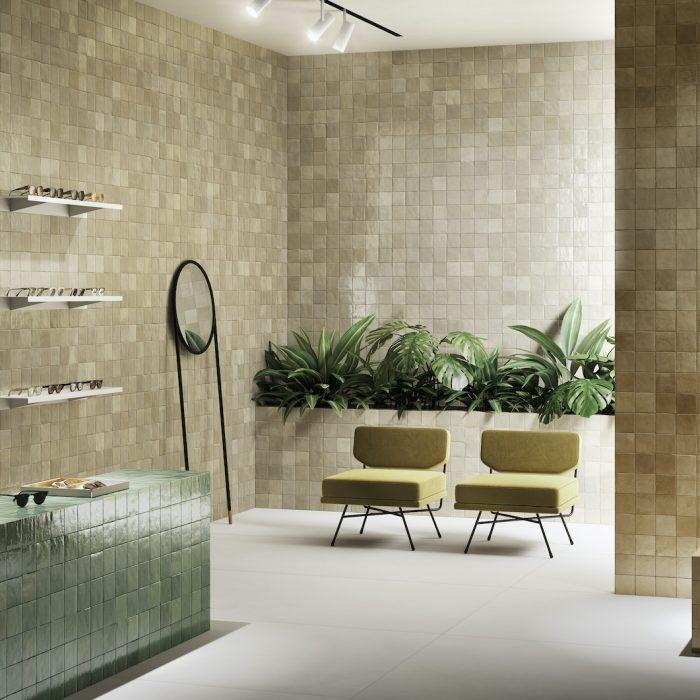 zellige bathroom tiles